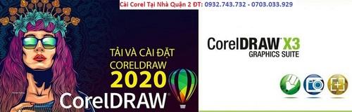 Cài Corel Quận 2 - Cài Đặt Phần Mềm Corel Bản Full Mới Nhất Q2