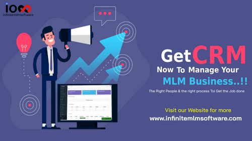 CRM system is usually customized to the particular needs of ... via Infinite MLM Software