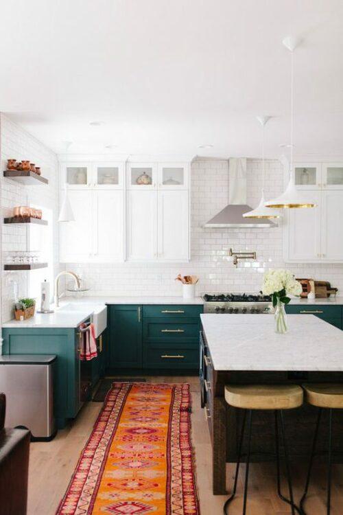 Trong thiết kế nội thất tủ bếp từ xưa đến nay thì việc kết h... via Nội Thất Zito VN