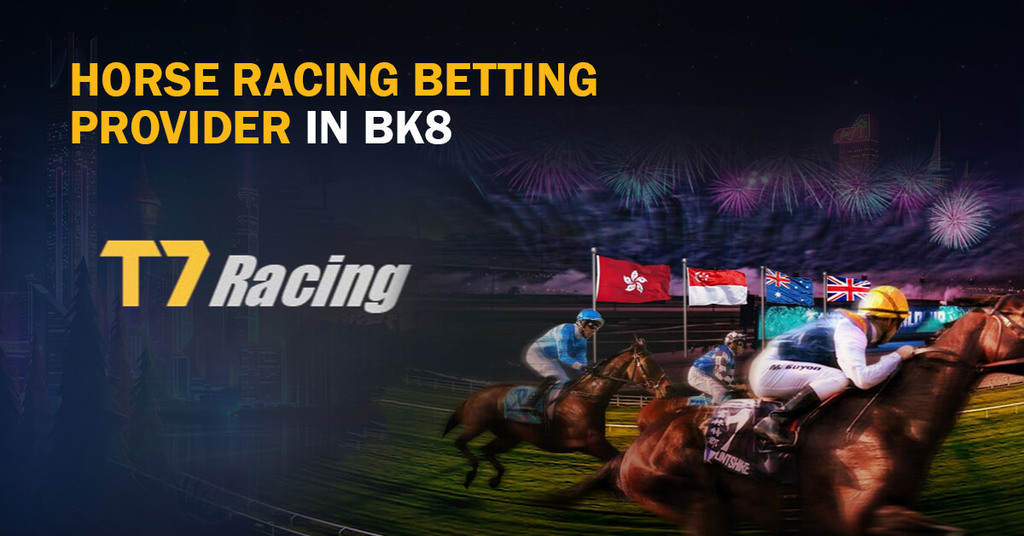 Are you looking for the best place to play online horse raci... via BK8 Global