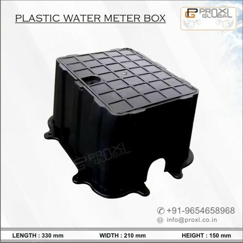 Plastic Water Meter Box: Proxl Global via Proxl Global