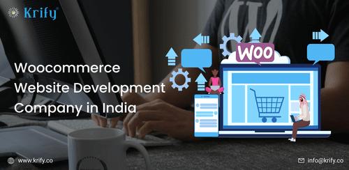 Woocommerce Website Development Company in India via Krify