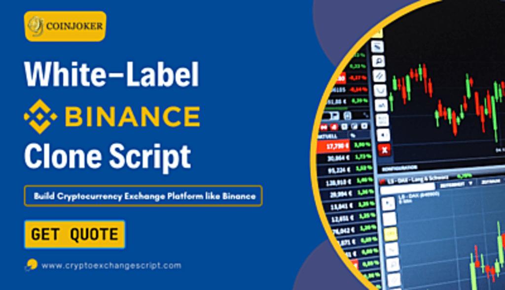 Binance Clone Script | Start Crypto Exchange Similar to Bina... via Scarlet Emilye