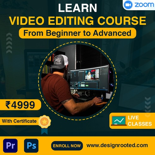 adobe photoshop course online via Design Rooted