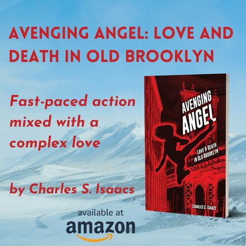 Avenging Angel: Love and Death in Old Brooklyn via authors ebooks