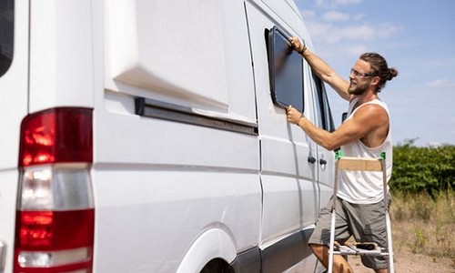 How to Install Frameless RV Window? - Step by Step Guide
