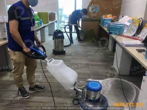 Giặt Thảm Văn Phòng Quận 2 – Giá rẻ từ 4000đ/m2 via Lộc Phát 247