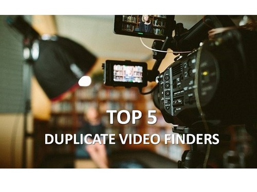 Top 5 Duplicate Video Finder Software In 2021 [Free/Paid] - Soft App World