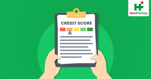 Top 10 Reasons Why Your Credit Score Has Gone Down via Hero FinCorp