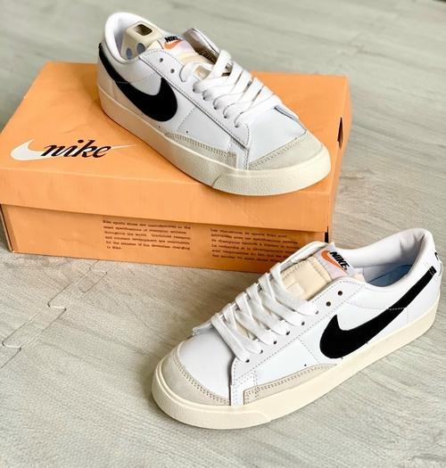 Giày Nike Blazer Low – Mẫu sản phẩm sành điệu dành cho giới trẻ