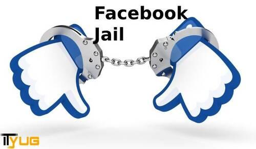 Facebook Jail via David Smith