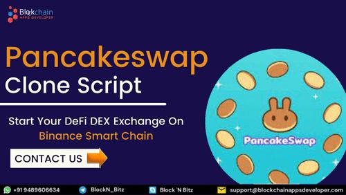 PancakeSwap Clone Script | PancakeSwap Clone Software | Panc... via BlockchainAppsDeveloper