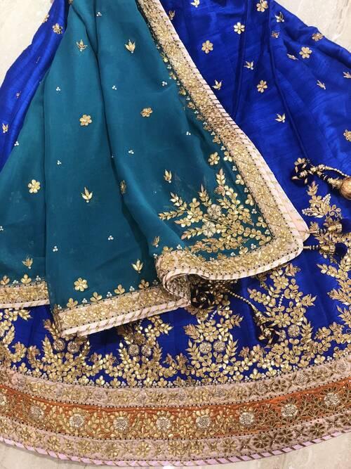 Wedding Lehengas - Designer Bridal Lehengas • Rana's By Kshitija