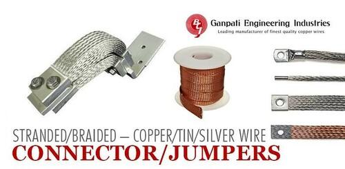 Stranded Copper Wire Connectors                                                                          Stranded copper wire connec... via ganpatiengineering