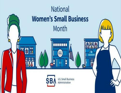 SBA helps women entrepreneurs launch new businesses and comp... via Ken Larson