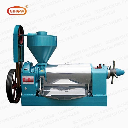 Introduction of Corn Oil Press Machine via guangxin
