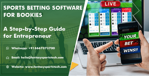 Sports Betting Software for Bookies – An Guide for Entrepreneurs