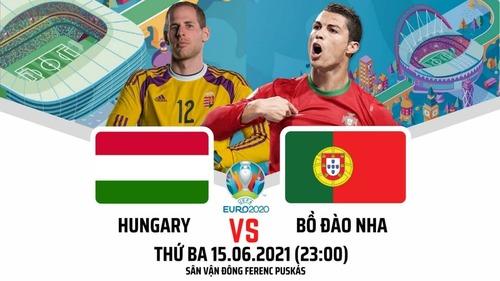 Nhận định bóng đá | Soi kèo HUNGARY vs BỒ ĐÀO NHA ngày 15/06/2021 - EURO 2020 » KU Casino