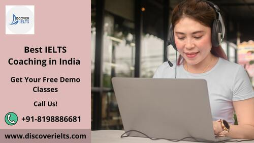 Best IELTS Online Coaching in India: Discover IELTS via Discover IELTS
