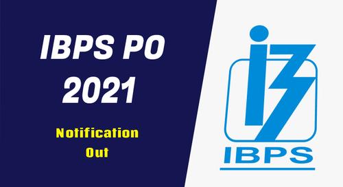 IBPS PO XI Exam Online Form 2021 ( 4135 Posts )