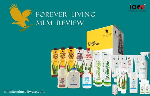 Forever Living MLM Review via Infinite MLM Software