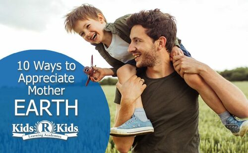 10 Ways To Appreciate Mother Earth with Your Family - North Brunswick