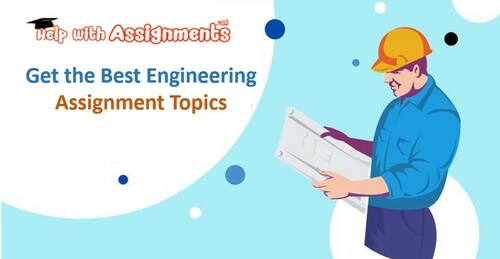 Get the Best Engineering Assignment Topics                                                                                  We provide the b... via Mely Jess