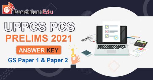UP PCS 2021 PRELIMS ANSWER KEY | All Sets UP PCS Prelims 2021