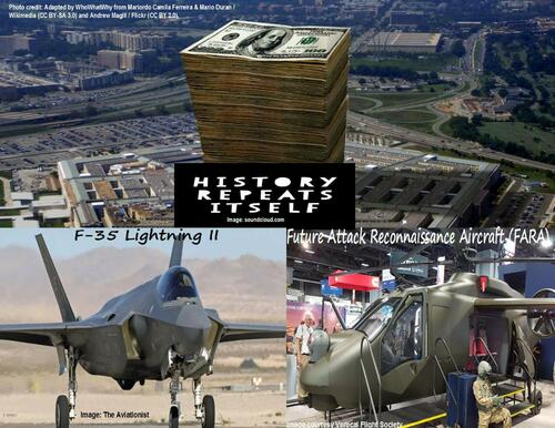 """Army FARA Development Program Follows Air Force F-35 """"Acquis... via Ken Larson"""