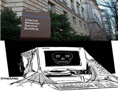 60-YEAR OLD IRS IT SYSTEM WON'T FINISH MODERNIZING UNTIL 203... via Ken Larson