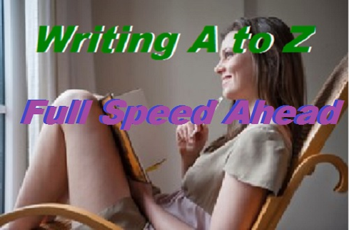 #Writing #authors 'Full Speed Ahead' Online  course #discoun... via Tracy Kauffman