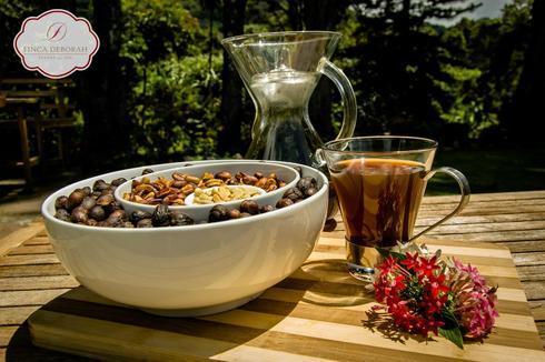 Enjoy Your Day!                                                                          Finca Deborah is a sustainable coffee growe... via Randy Hilarski