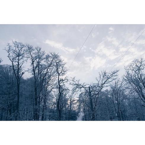 TBT winter days via Grace Wong