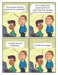 Everything has changed..                                         #funny #humor #contentmarketing via Crowdify