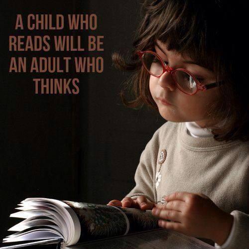 Reading rocks                                                                                   #Quotes #QuoteOfTheDay #QuotesForLife via Michael Q Todd