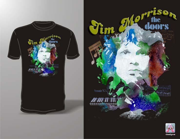 Jim Morrison via Opel Mendoza