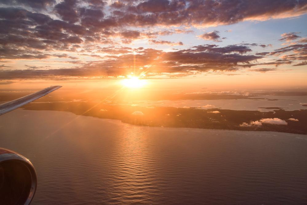 Flying back home, Bahia - Brazil via Uiler Costa