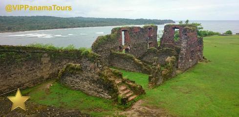 Fort San Lorenzo, Panama.                                                                          The Old Spanish Fort protecting t... via Randy Hilarski