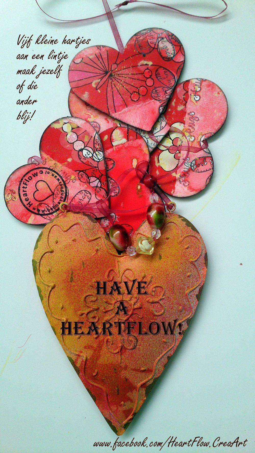 Give it away 2 you loved ones!! For sale HeartFlow!!                                          #Art #... via Helma van der Zwan