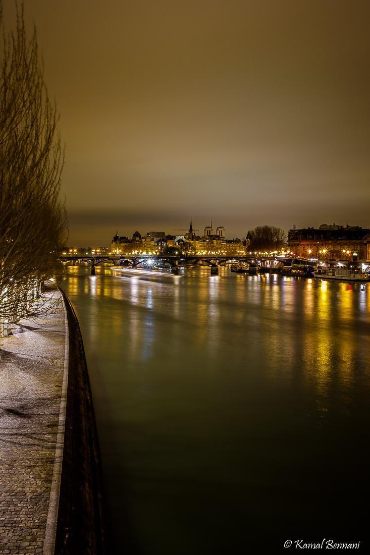 Ile de la Cite (Paris) via Kamal Bennani