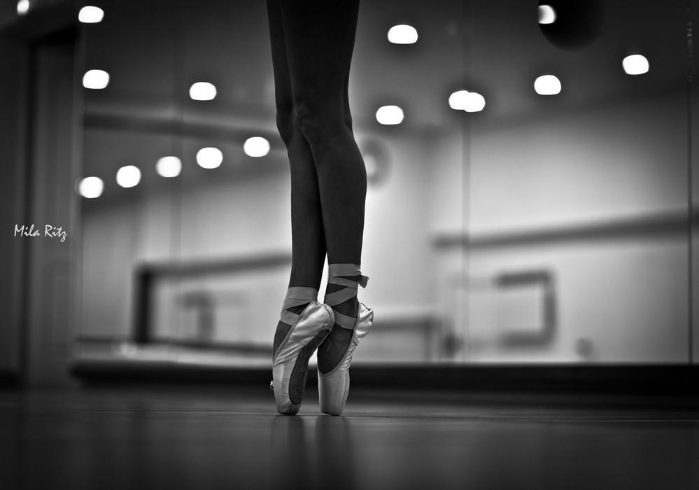 Ballet via Mila Ritz