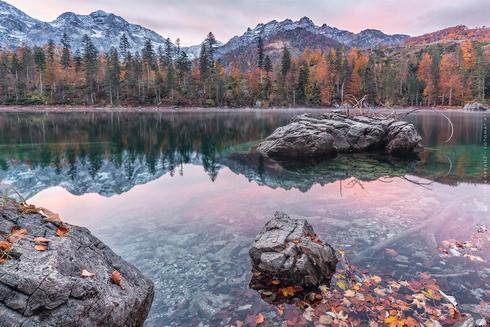 ~ Morning Glow ~                                     It needed years to get there again and find... via Henrik Spranz