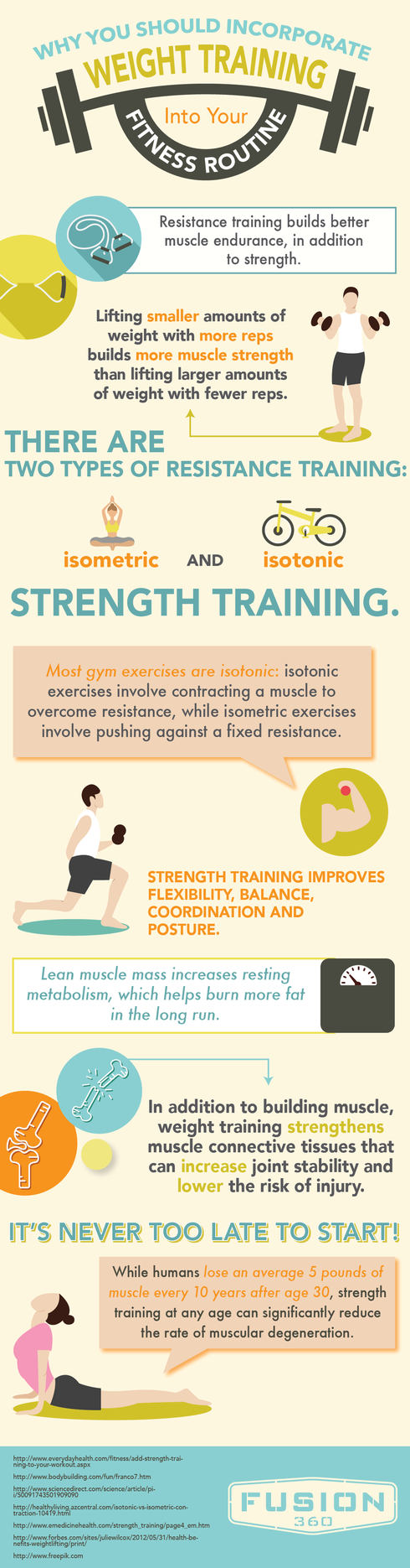 Why You Should Incorporate Weight Training Into Your Fitness... via Lucas Miller
