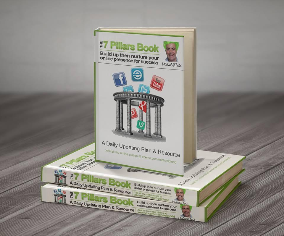 Have been updating The 7 Pilllars Book a little you can read... via Michael Q Todd
