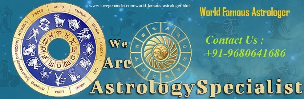 World #FamousAstrologer gives the complete Astrology service... via Love Guruindia