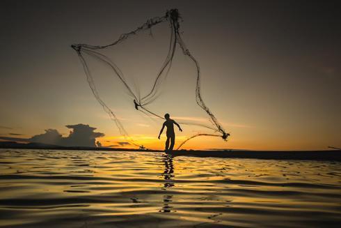 Fishermen Life via Visoot Uthairam