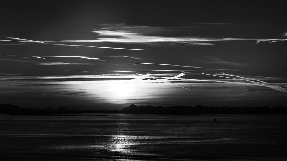 Ciel matinal via Jean Michel