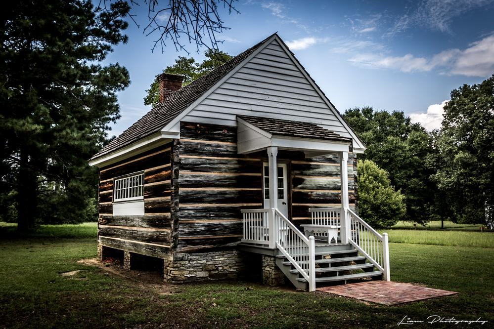 Cherokee Printing Press - I shot this at the New Echota Cher... via Liam Douglas - Professional Photographer