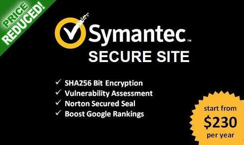 Buy or Renew Symantec Secure Site SSL certificates at just $... via SSL2BUY