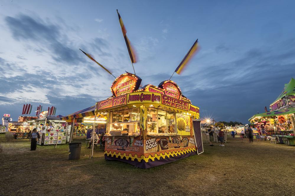 Fun at the Fair! via Stacy White